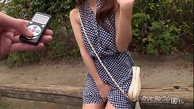 Remote controlled asian babe 02 - Narumi Honda